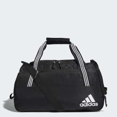 Women's Baseball Black Squad 4 Duffel Bag