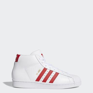 Originals White Pro Model Shoes
