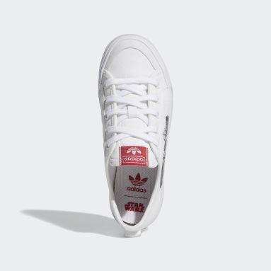 Kids Originals White Nizza x Star Wars Shoes