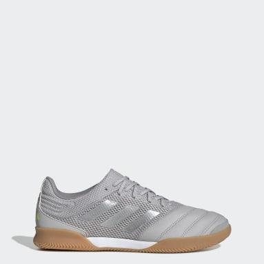 Women Futsal Grey Copa 20.3 Sala Indoor Boots