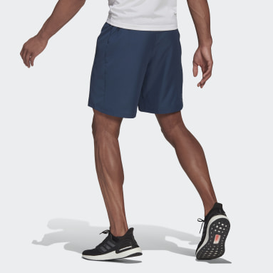 Shorts Run It Azul Homem Running