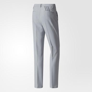 Ultimate 365 3-Stripes Tapered bukse Grå