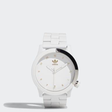Originals White Cypher_ME1_SST Watch