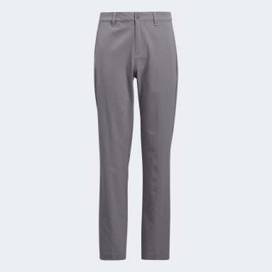 Youth Golf Grey Solid Golf Pants
