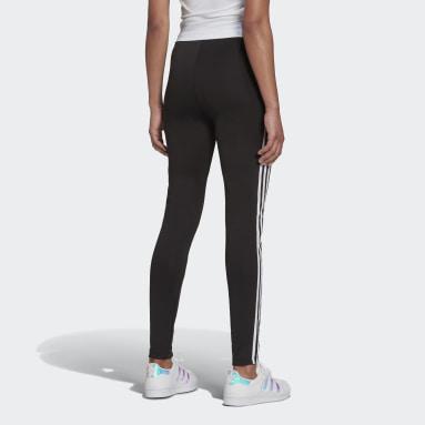 Women Originals Black Laced High-Waisted Pants