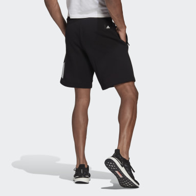 Men's Sportswear Black adidas Sportswear Badge of Sport Shorts