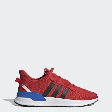 Zapatillas U_Path Run Rojo Hombre Originals