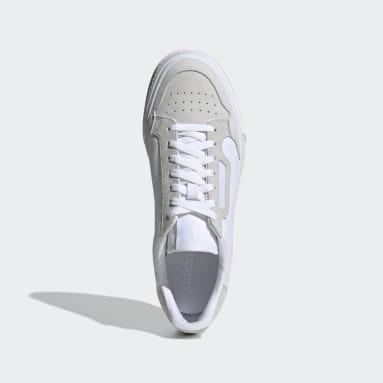 Chaussure Continental Vulc blanc Originals