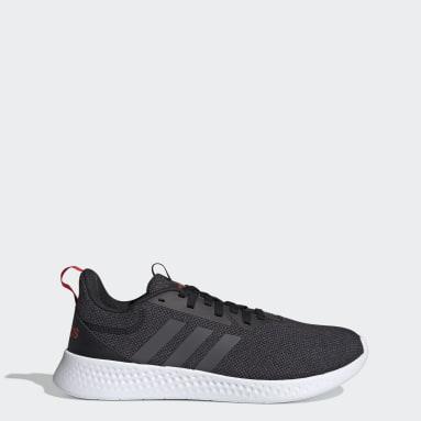 Walking Black Puremotion Shoes