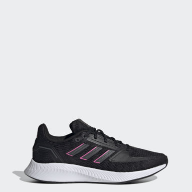 Run Falcon 2.0 Shoes Czerń