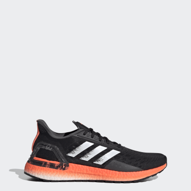 Running Black Ultraboost PB Shoes