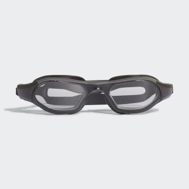 Deti Plávanie Siva Plavecké okuliare persistar 180 unmirrored junior