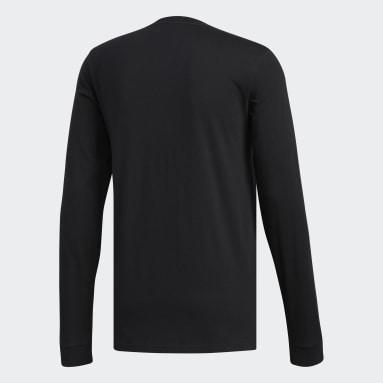 Men Sportswear Black Badge of Sport Tee