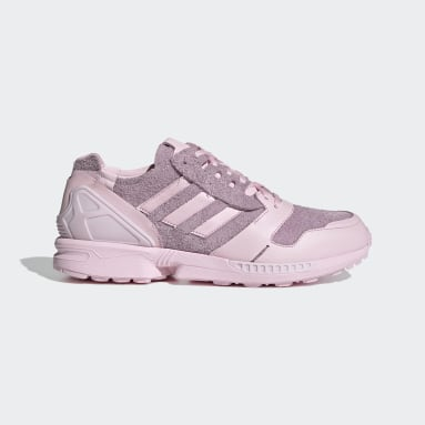 Chaussure ZX 8000 Minimalist Icons Rose Originals
