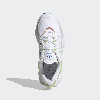 Originals OZWEEGO Schuh Weiß