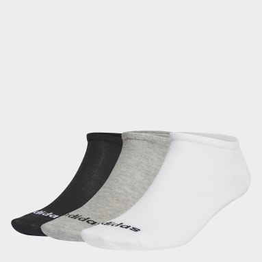 Meias Invisíveis – 3 pares Cinzento Sportswear