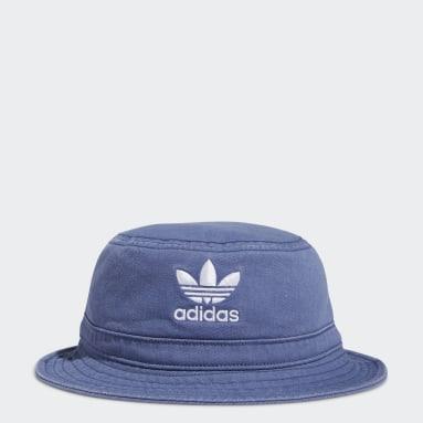 Originals Blue Washed Bucket Hat