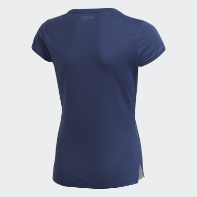 Camiseta Club Azul Niña Tennis