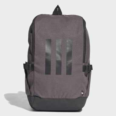 Lifestyle Grey Essentials 3-Stripes Response Backpack