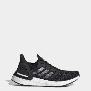 Sapatos Ultraboost 20 Preto Mulher Running