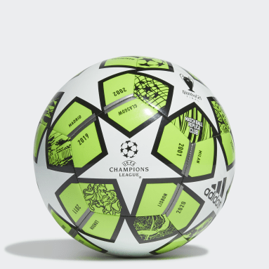 Balón Finale 21 20th Anniversary UCL Club Verde Hombre Fútbol