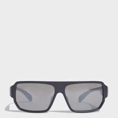 Running Grey Sport Sunglasses SP0038