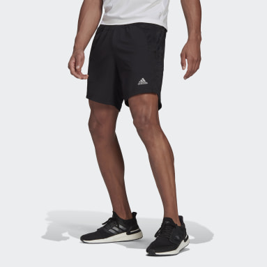 Men Running Black HEAT.RDY Running Shorts