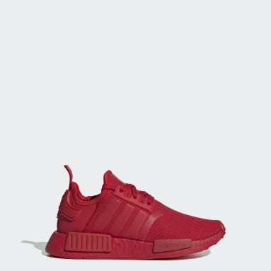 Youth Originals Red NMD_R1 Shoes