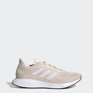 Women Running Beige Galaxar Run Shoes