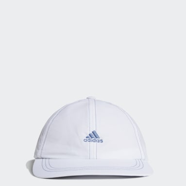 Field Hockey White AEROREADY Primeblue Runner Low Cap