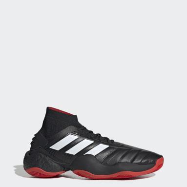 Men's Soccer Black Predator 19.1 25 Year Shoes