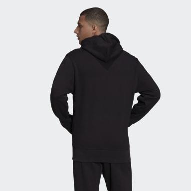 Men Sportswear Black adidas Sportswear Comfy & Chill Full Zip Hoodie