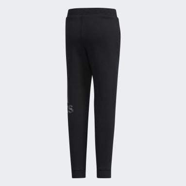 Pantalón Negro Niña Training