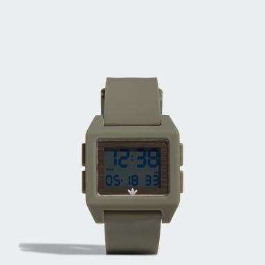 Reloj Archive_SP1 Marrón Originals