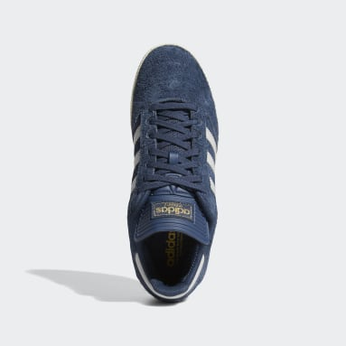 Zapatillas Busenitz Azul Hombre Originals