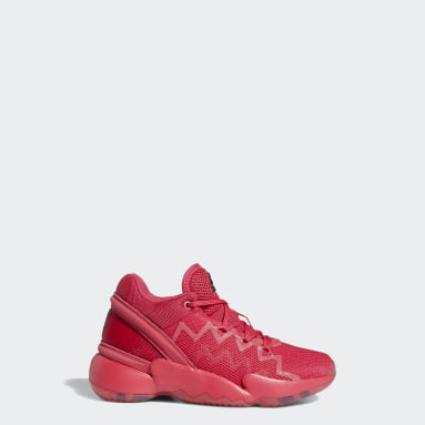 Children Basketball Pink D.O.N. Issue #2 Shoes