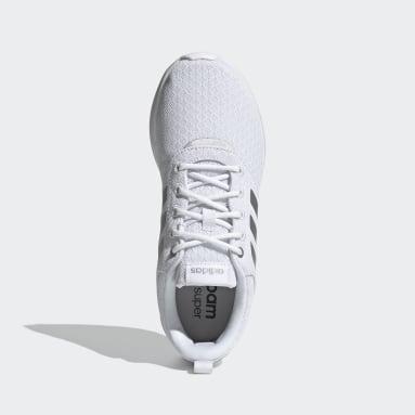 Chaussure QT Racer2.0 Blanc Femmes Marche