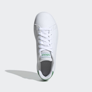 Kids Essentials White Advantage Shoes