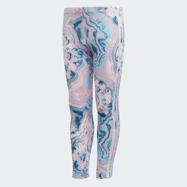 Leggings Marble Multicolor Niña Originals