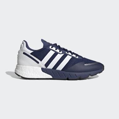 Originals Blue ZX 1K Boost Shoes