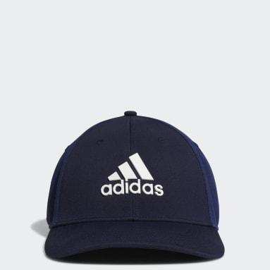 Men Golf Blue Tour Hat