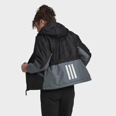 Giacca Back to Sport Insulated Nero Donna City Outdoor