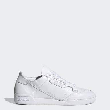 Scarpe Continental 80 Recon Bianco Donna Originals