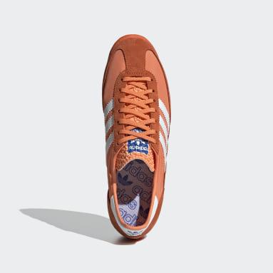Women Originals Orange SL 72 Shoes