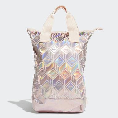 Top Backpack Różowy