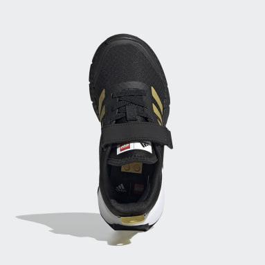 Děti Běh černá Boty adidas x LEGO® Sport