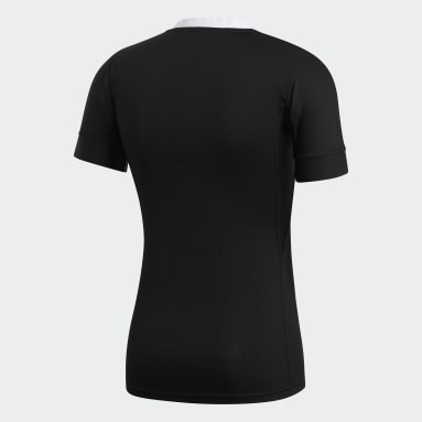 Polera Local Performance All Blacks Negro Hombre Rugby