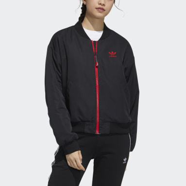 Women Originals Black CNY Bomber Jacket