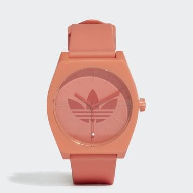 Zegarek PROCESS_SP1 Pomarańczowy