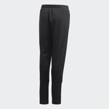 Training Pants TAN Noir Enfants Fitness Et Training